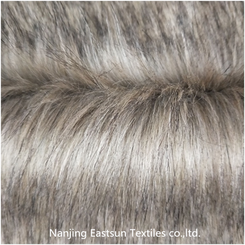 long pile faux dog fur